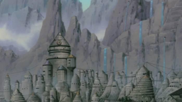 Дорога в скрытую деревню Камня   567422946